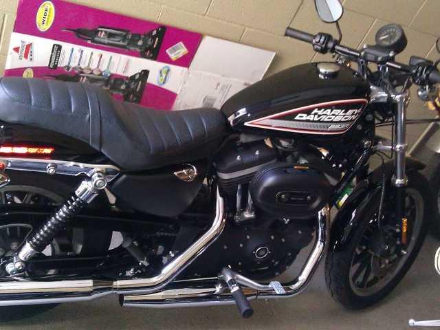 2007 Harley Davidson Sportster 883R | Qraft.com - Motorcycle Rentals ...