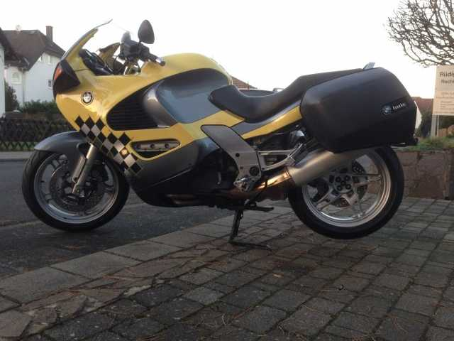 2000 BMW K1200RS | Qraft com - Motorcycle Rentals By Owner